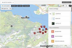 Tourenportal woerthersee.com